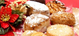 Gâteaux, biscuits et pâtisseries espagnols de Noël